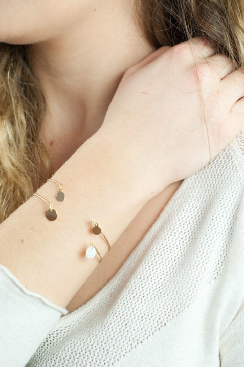 mementomori,bracelet,botticelli,laiton,tendance,createur,laiton,or,mariage,ceremonie,double